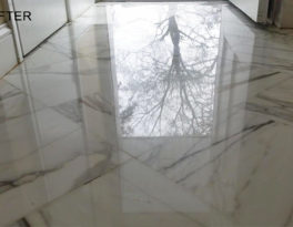 50-Year-Old Marble Floor Restored