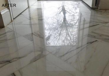 50-Year-Old Marble Floor Restored
